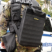 Obranné prostředky pro policejní a vojenské složky