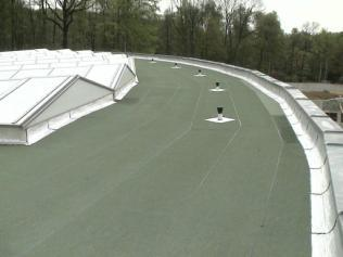 Realizace, dodávka, montáž, oprava, údržba střešních plášťů, střech, Ostrava