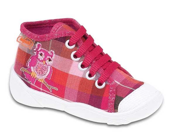 3beadb270589 Prodej dětské certifikované obuvi – tenisky a plátěnky Befado