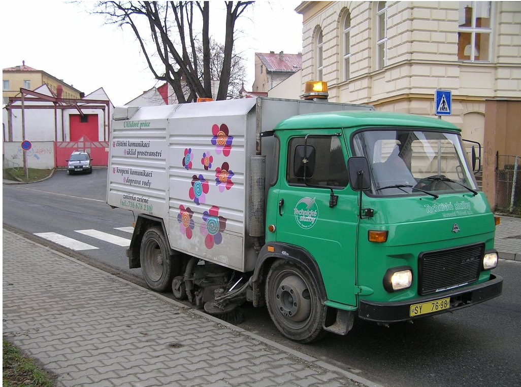Technické služby Moravská Třebová - pro lepší život ve městě