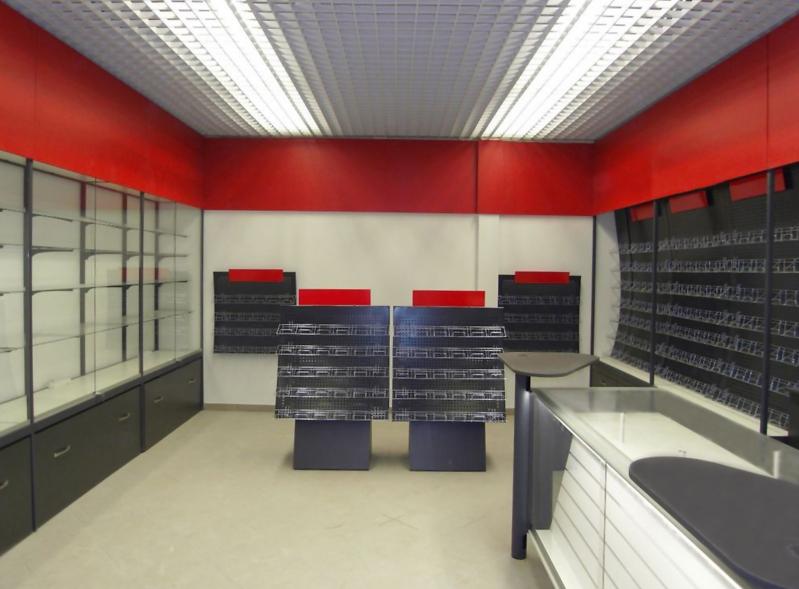 Design komerčních prostor Brno