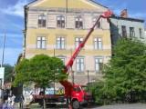 Pronájem plošiny Brno