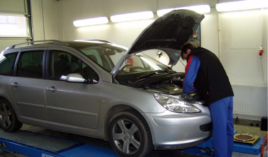autoservis Citroën Olomouc
