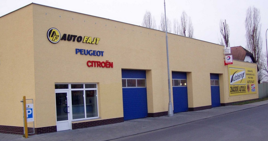 autoservis se specializací na Citroën Olomouc