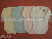 E-shop s dětským textilem - dupačky, dětské oblečení, zavinovací body