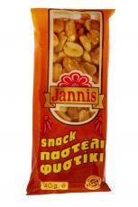 JANNIS medový snack - zdravé mlsání