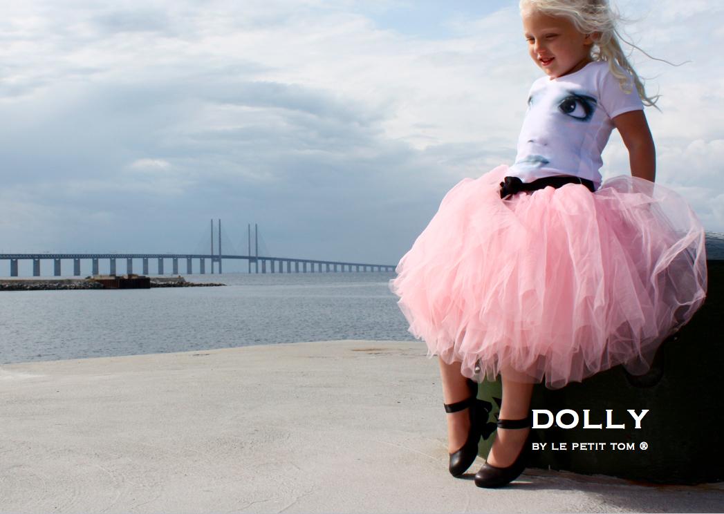 Dětské a baletní oblečení pro malé princezny