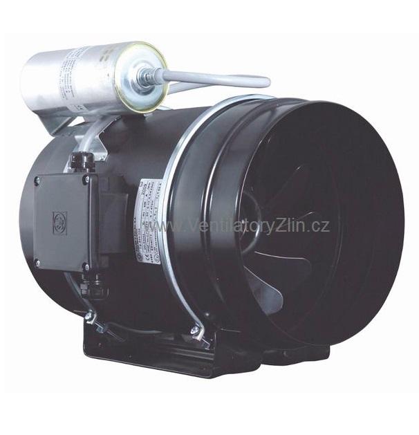 ventilátor do výbušného prostředí