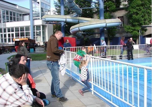 Městské lázně, bazén, wellness, Vsetín