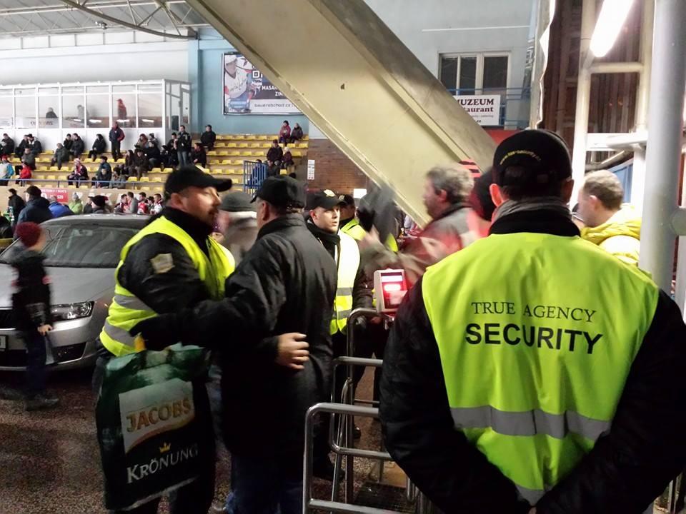 Security, ostraha Znojmo