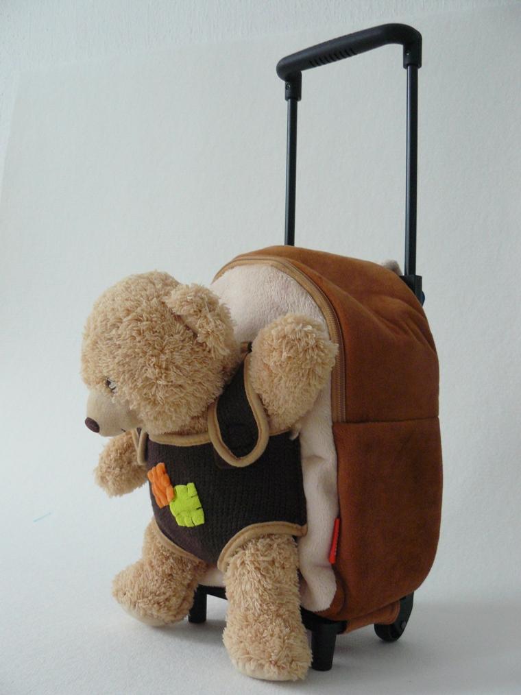 Cestovní zavazadla na kolečkách, dětské batůžky, kufry Benzi - eshop