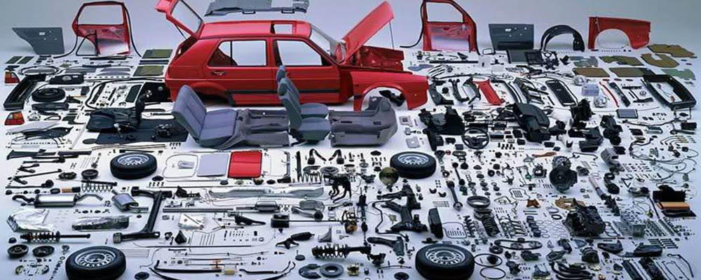 náhradní díly pro motorová vozidla