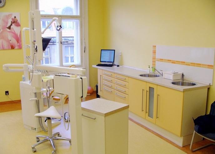 Zubní klinika Praha 1