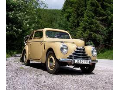 Renovace historických vozidel Škoda Brno