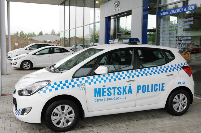 Prodej nových vozů Hyundai České Budějovice