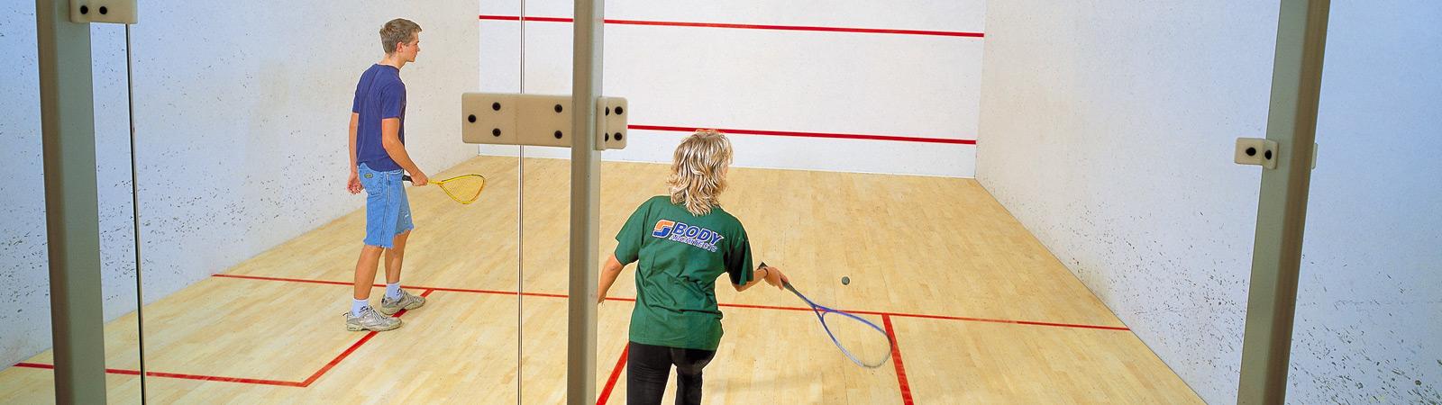 Squash Sportovní centrum Semily