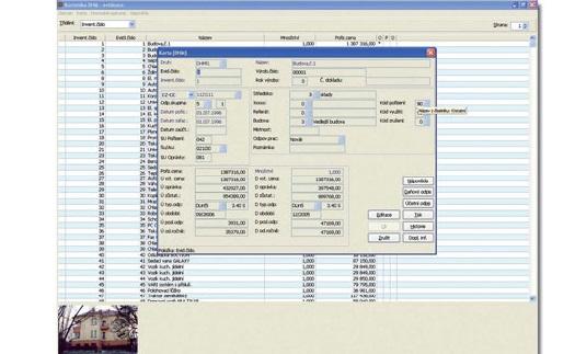 Software pro evidenci majetku ve státní správě