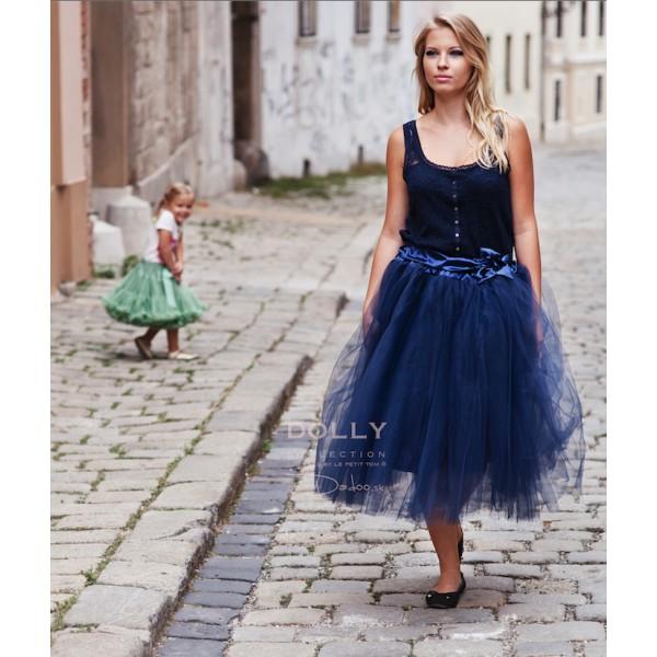 Tylové sukně TUTU od Le Petit Tom ® pro všechny módní divy!