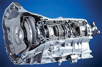 Opravy automatických, mechanických, variátorových převodovek