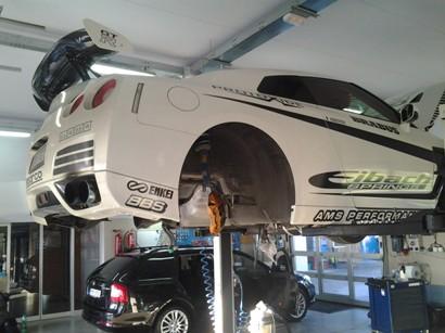 oprava převodovky u osobních vozidel