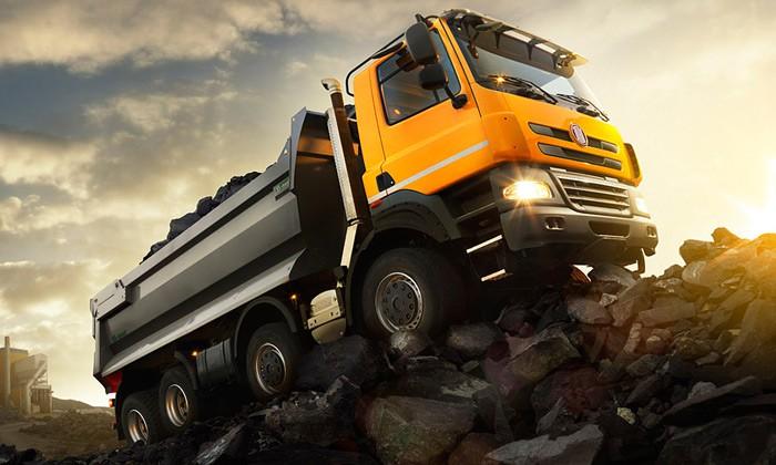 oprava převodovky u nákladních vozidel