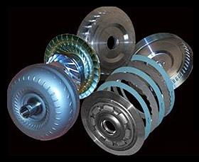 Repase, opravy hydrodynamických a elektromagnetických měničů
