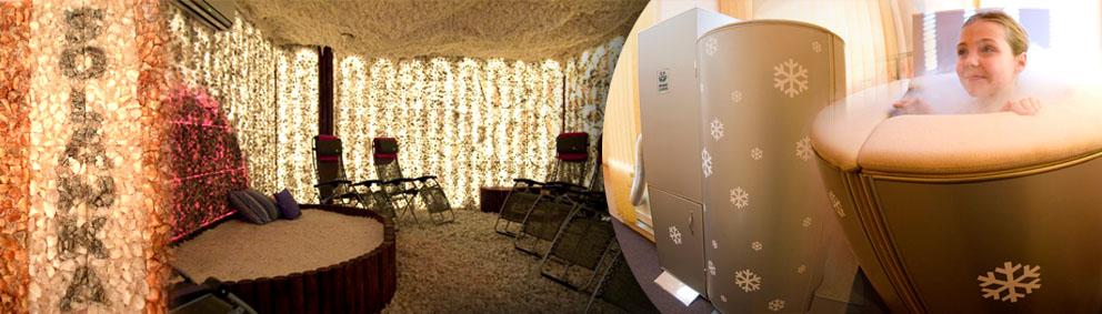 POLÁRIUM - solná jeskyně - darujte to nejlepší pro zdraví