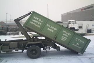kontejnerová doprava Přerov