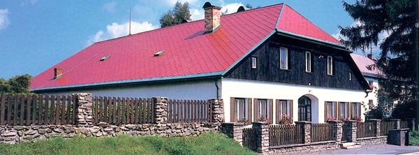 stavba střechy na klíč Šumperk
