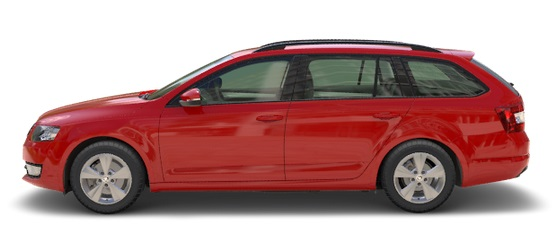 Nové vozy Škoda