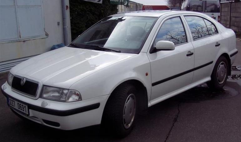 Ojeté vozy Škoda