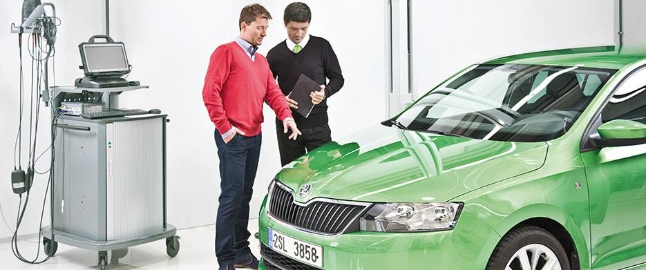 Autorizovaný prodejce Škoda