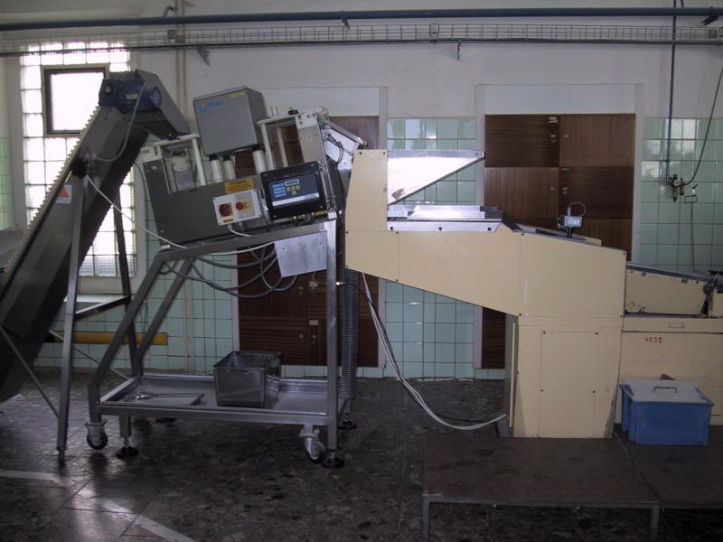 Demontáž technologických celků Kyjov