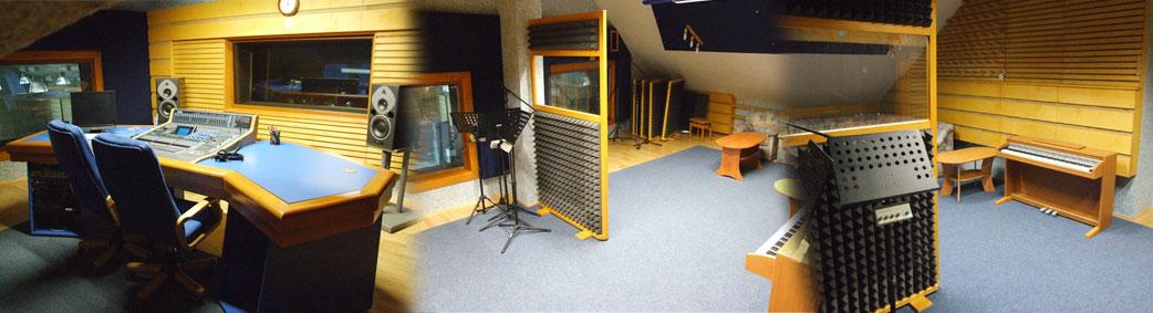 Nahrávací studio Hodonín