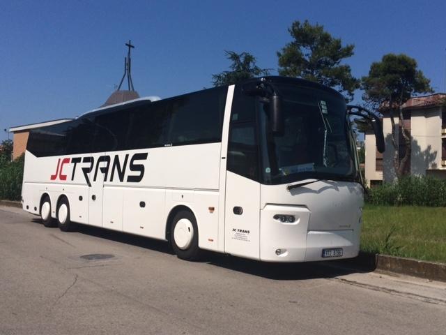 Moderní autobusy Ostrava