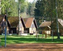 Dětský letní tábor  na Sázavě - rezervace roku  2014