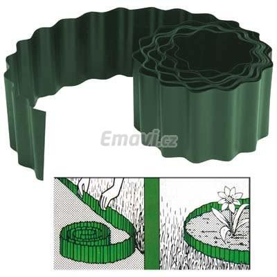 Zahradní obrubníky plastové
