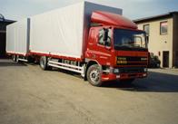 Přepravní služby, skladování Příbram