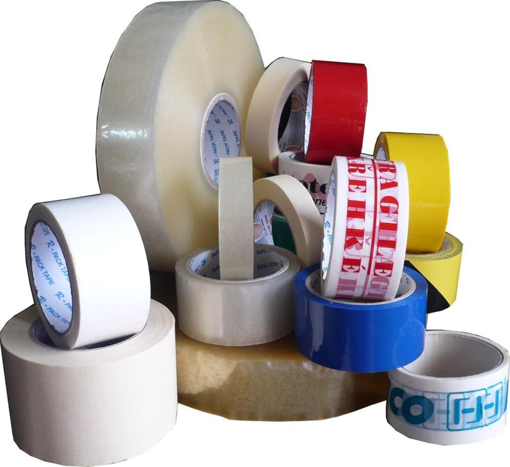 Lepící pásky - TECHNOLOGY s.r.o.