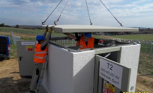 Trafostanice, elektromontážní práce na klíč|Brno