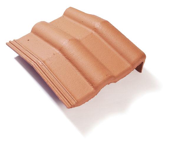 Betonové střešní tašky
