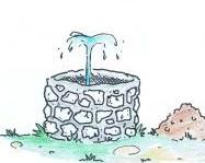 Studnařství - čištění, renovace studní