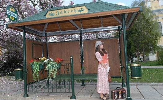 Výroba autobusových zastávek Zábřeh, Šumperk