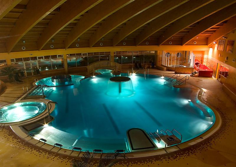 Aquapark, krytý bazén, aqua aerobic Vsetín, Rožnov