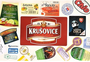 Samolepicí etikety různých typů a rozměrů expres Praha 9