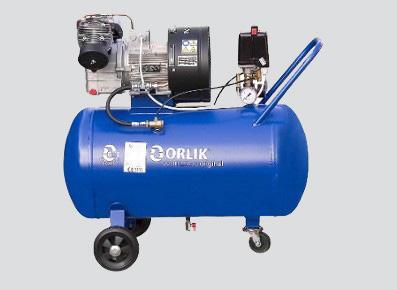 Servis, prodej kompresorů ORLÍK a tlakových nádob