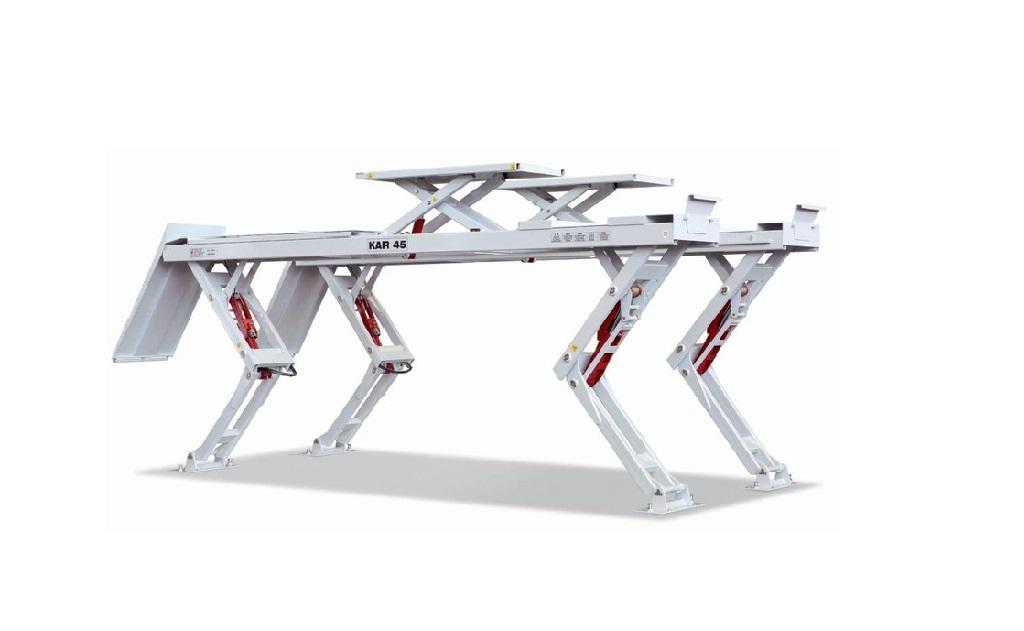 Plošinové zvedáky - hevery pro vozidla - vertikální, prodej, dodávka
