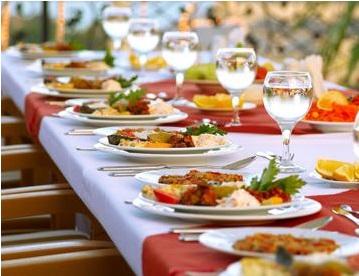 Občerstvení, dárkové koše, delikatesy, catering Prostějov