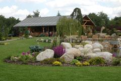 zahrady na klíč Židlochovice