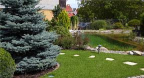 ralizace zahrad Židlochovice